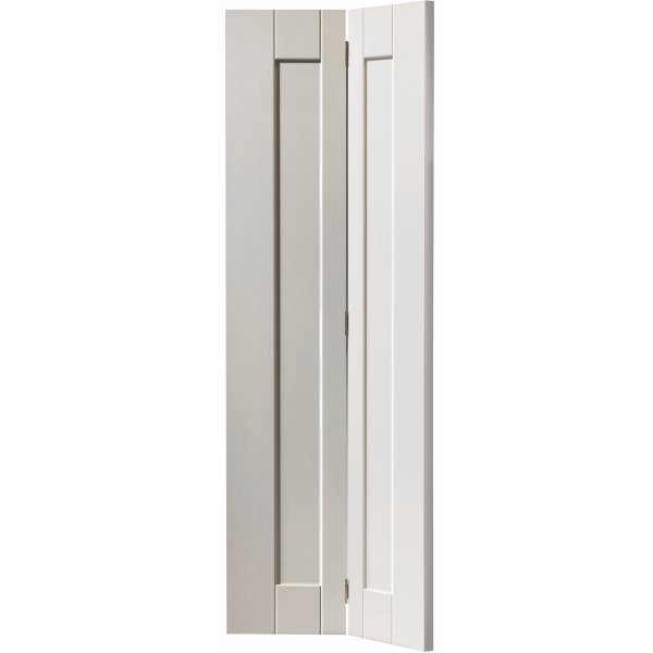 Axis White Bi Fold Door