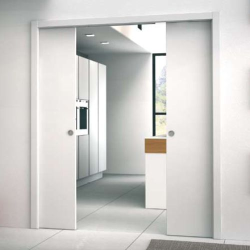 Eclisse Unico Dd Pocket Door Kit 100mm Wall Thickness