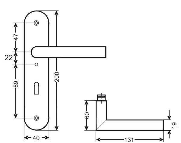 EL28 Dimension