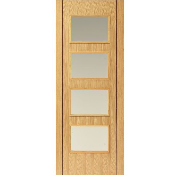 Blenheim Oak Door -
