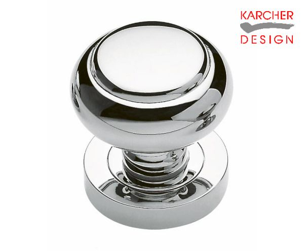 Karcher Polished Chrome Knob